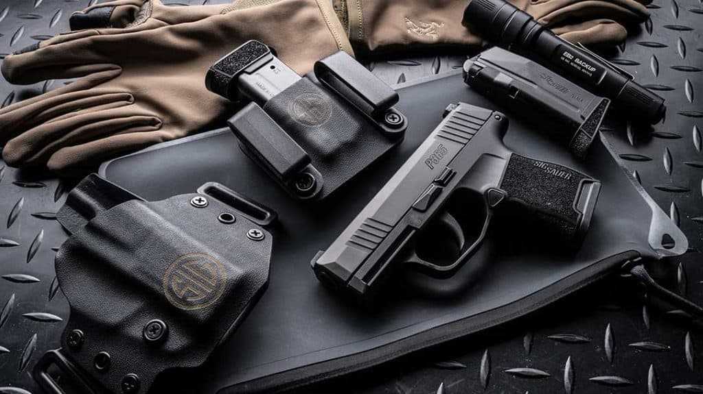 Best Holsters For The Sig Sauer P365