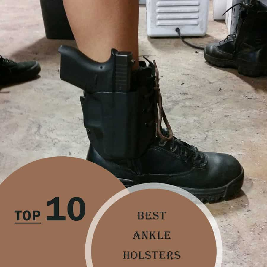{TOP 10} Best Ankle Holsters Reviews 2021